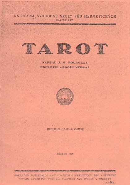 Bourgeat, J.G.: TAROT